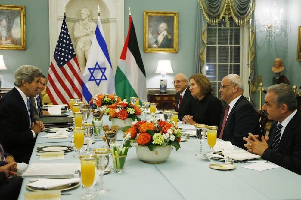 peace talks israel